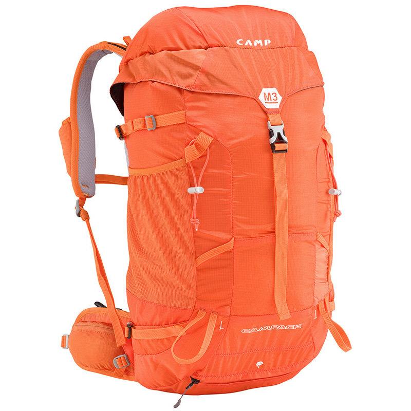 Oranžový horolezecký batoh Camp - objem 30 l
