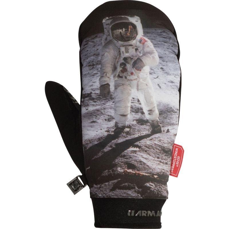 Černé zimní rukavice Armada - velikost M