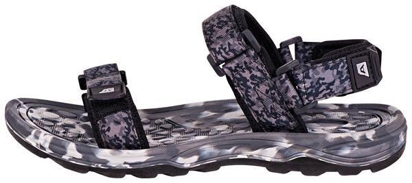 Šedé sandály Alpine Pro - velikost 42 EU