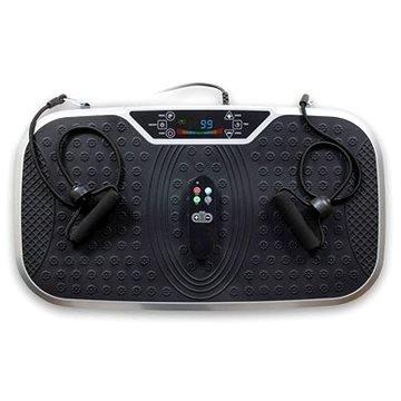 Vibrační plošina s gumovými expandéry Training, Bodi-tek - nosnost 120 kg