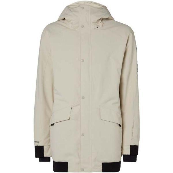 Béžová zimní pánská bunda O'Neill - velikost S