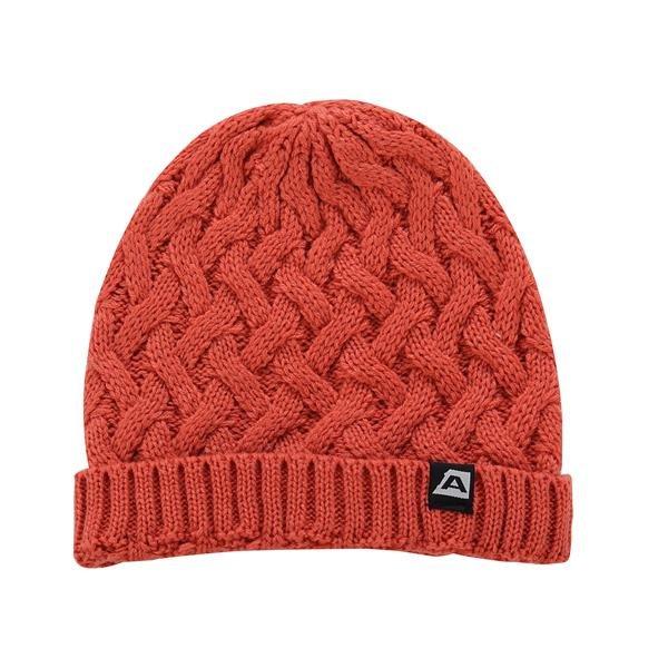 Oranžová zimní čepice Alpine Pro