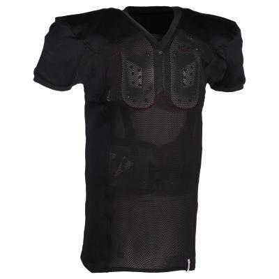 Černý dres na americký fotbal AF 550, Kipsta
