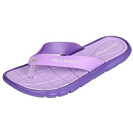 Žabky - Bali dámské žabky barva: fialová;velikost (obuv / ponožky): 36