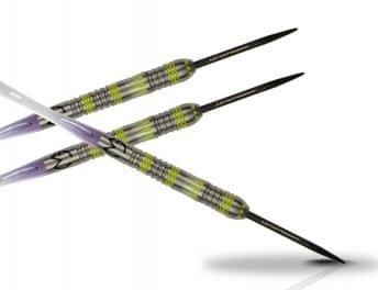 Tungstenové šipky - steel XQMax Darts - 25 g