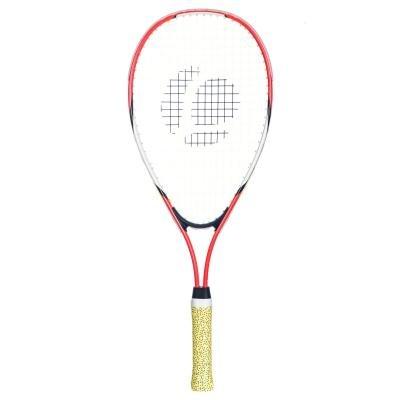 Růžová dětská raketa na squash Sr130, Opfeel
