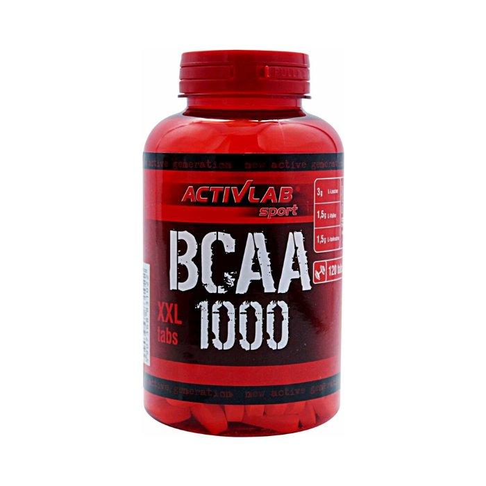 BCAA - BCAA 1000 XXL - ActivLab