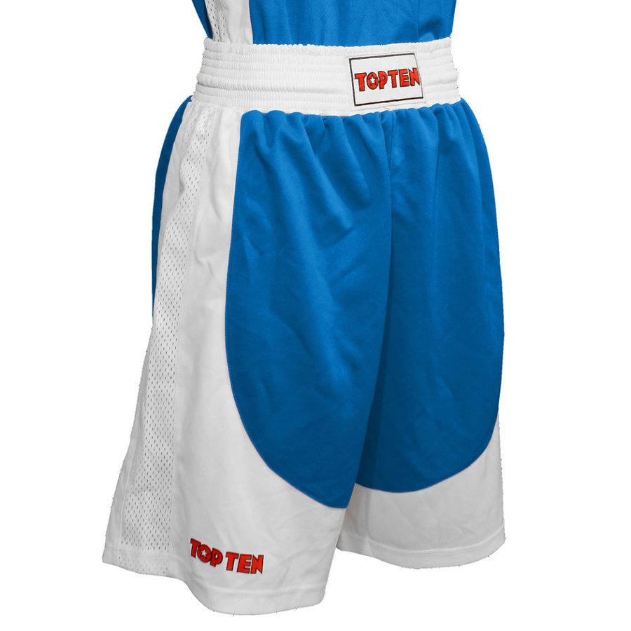 Modré boxerské trenky AIBA, Top Ten - velikost L