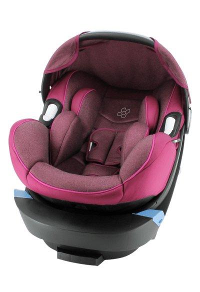 Růžová dětská autosedačka Migo, Nania - nosnost 13 kg