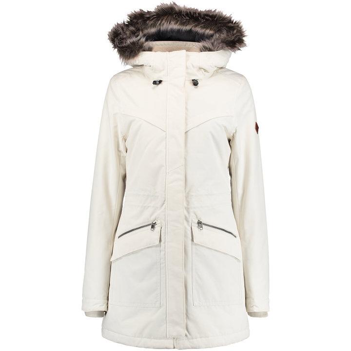 Béžová zimní dámská bunda O'Neill