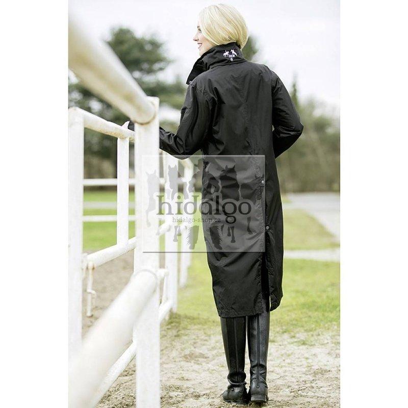 Černý dámský jezdecký kabát Dublin, HKM - velikost XS