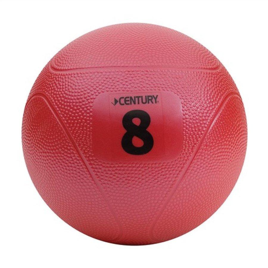 Medicinbal - Century Medicineball 8lb/3.6kg - červená