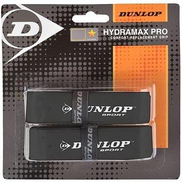Černá squashová omotávka Dunlop - 2 ks