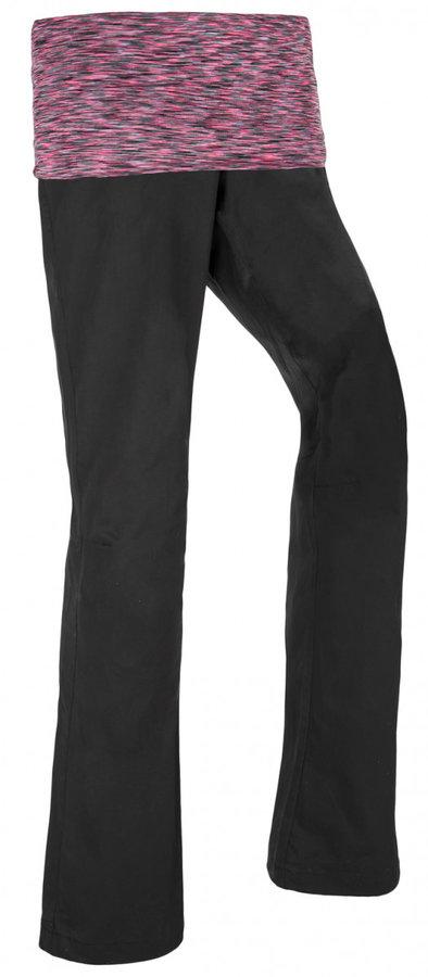 Oranžové dámské kalhoty Kilpi - velikost XXL