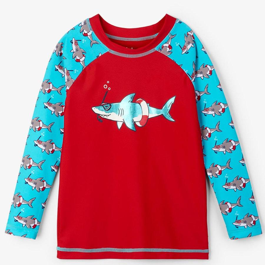 Dětské chlapecké koupací tričko
