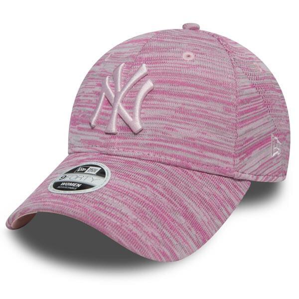 Kšiltovka - Dámská kšiltovka New Era 9Forty Womens Essential Fit NY Yankees Pink - UNI