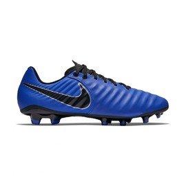 Modré kopačky lisovky LEGEND 7 ACADEMY FG, Nike