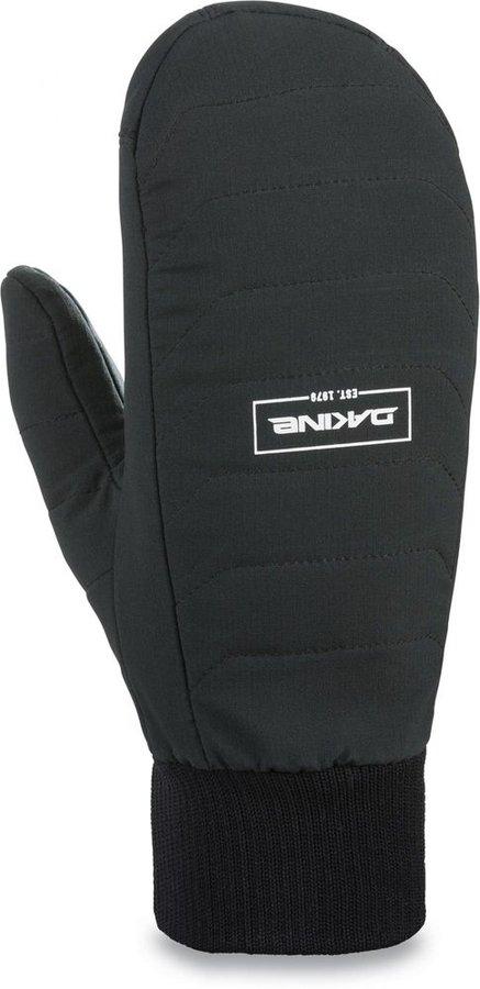 Černé dámské lyžařské rukavice Dakine