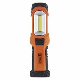 Černo-oranžová svítilna EMOS