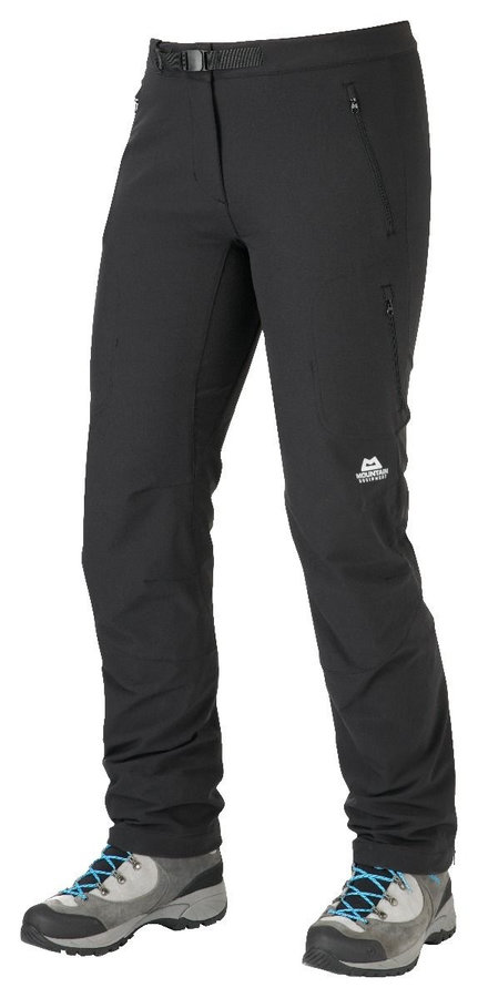 Černé dámské kalhoty Mountain Equipment