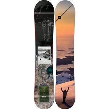 Snowboard bez vázání Nitro - délka 162 cm