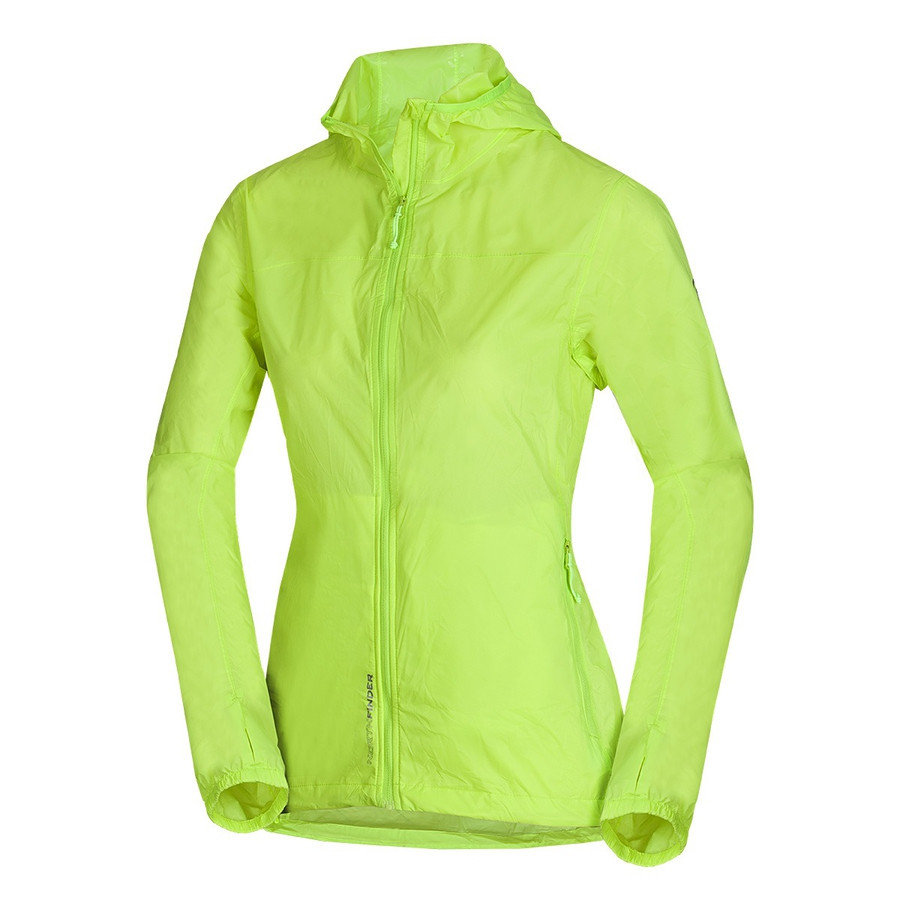 Zelená dámská bunda NorthFinder