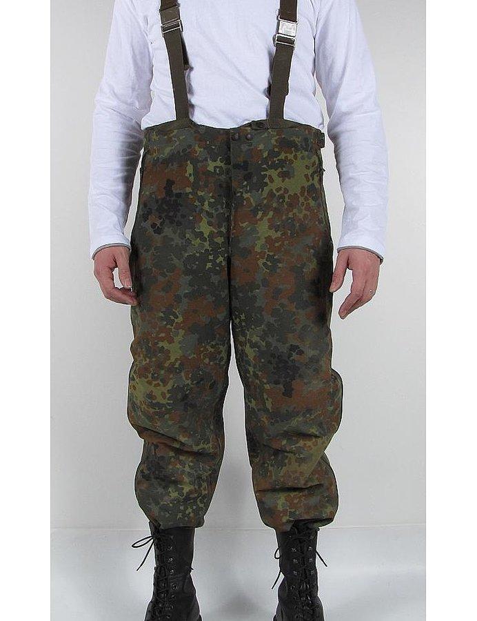 Maskáčové pánské vojenské kalhoty - velikost M