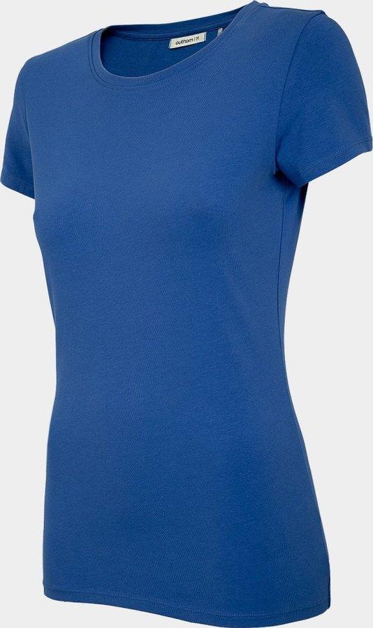 Modré dámské tričko s krátkým rukávem Outhorn - velikost XS