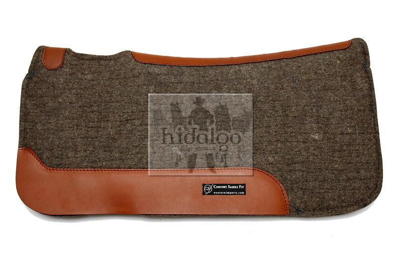 Deka na koně - Westernová filcová podsedlová deka Premium Classic