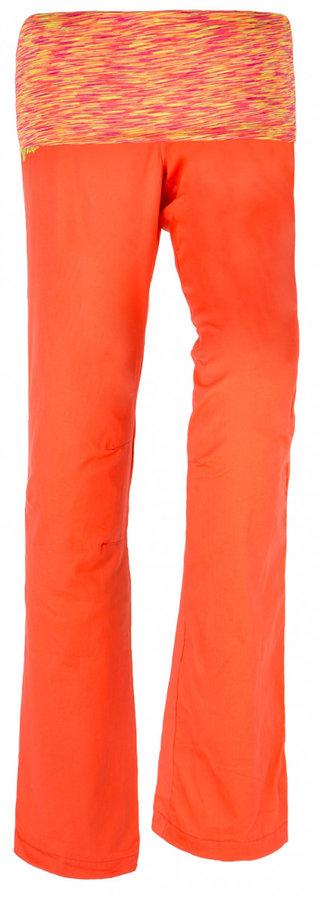 Oranžové dámské kalhoty Kilpi