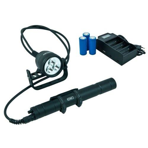 Potápěčská svítilna LED US-3000 Goodman, Tecline