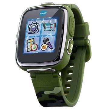Zelené chytré hodinky Kidizoom Smart Watch DX7, Vtech
