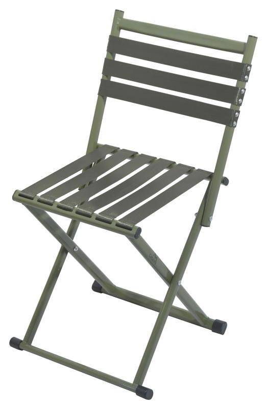 Kempingová židle Cattara - nosnost 130 kg