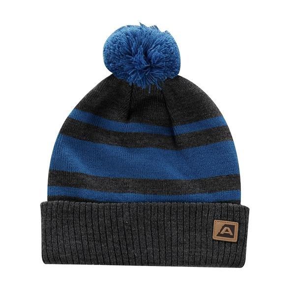 Modrá zimní čepice Alpine Pro - velikost L