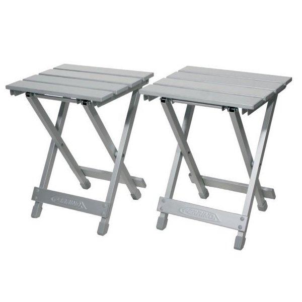 Kempingová židle - Skládací židličky FERRINO aluminiové