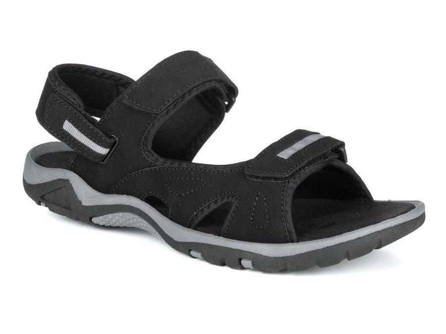 Černé pánské sandály Loap - velikost 45 EU