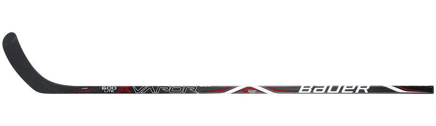 Hokejka - Kompozitová hůl Bauer VAPOR X600 S18 LITE GRIPTAC INT Provedení: pravá P92, flex 60