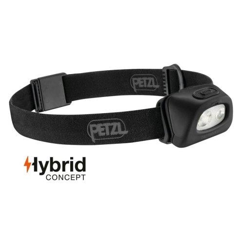 Čelovka - Svítilna čelová Petzl TACTIKKA+ Hybrid ČERNÁ