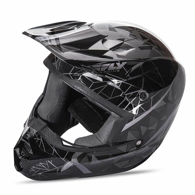 Helma na motorku Fly Racing - velikost 59-60 cm
