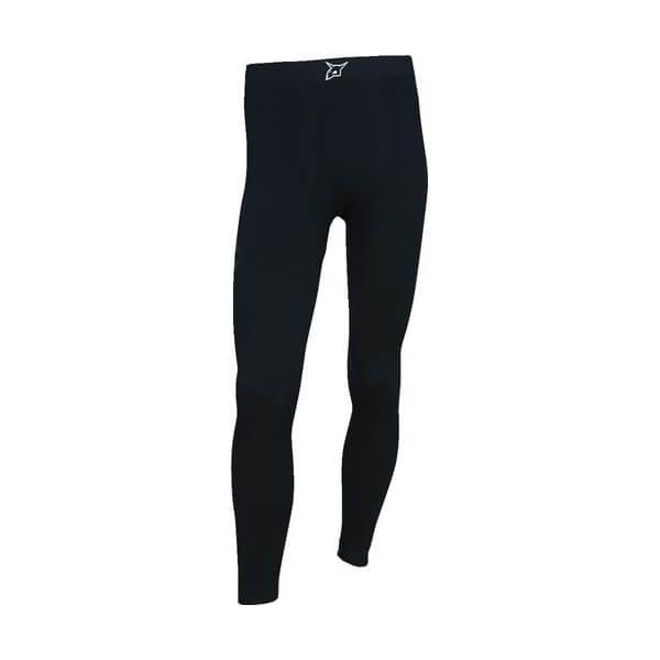 Černé pánské motorkářské kalhoty Active Pants, Rebelhorn