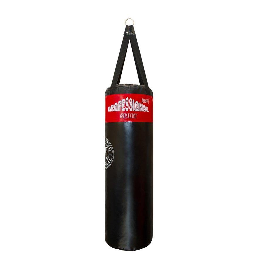 Černo-červený boxovací pytel Shindo - 16 kg
