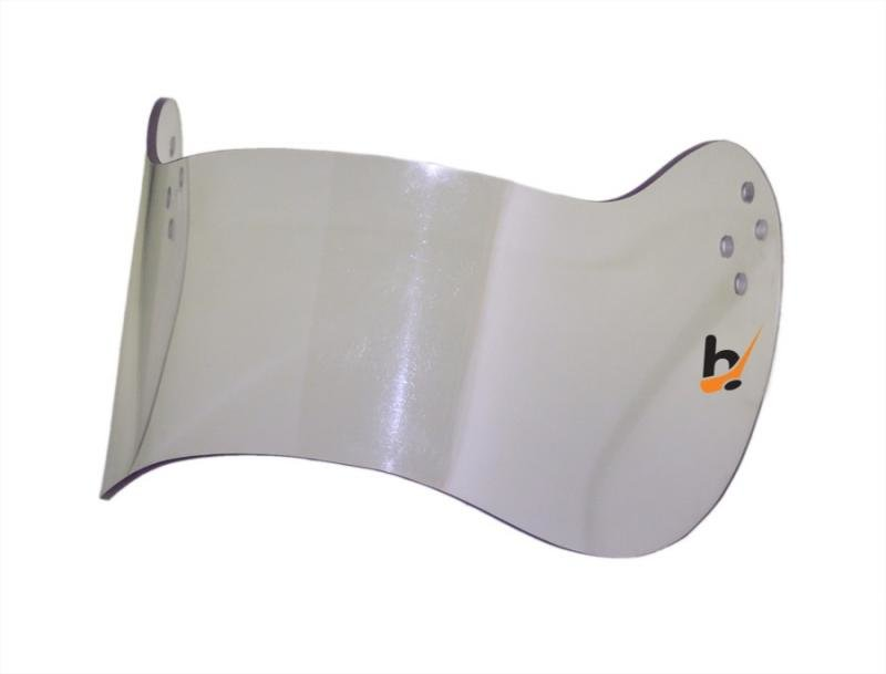 Plexi na hokejovou helmu - Hejduksport MH 040 (rovné) plexi