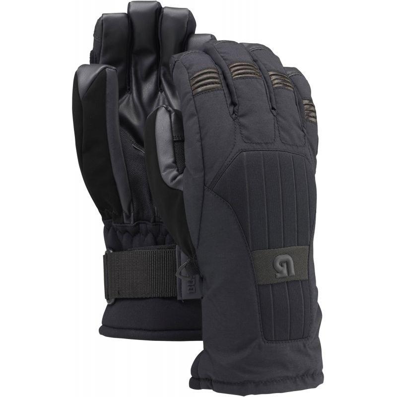 Černé zimní rukavice Burton - velikost XS