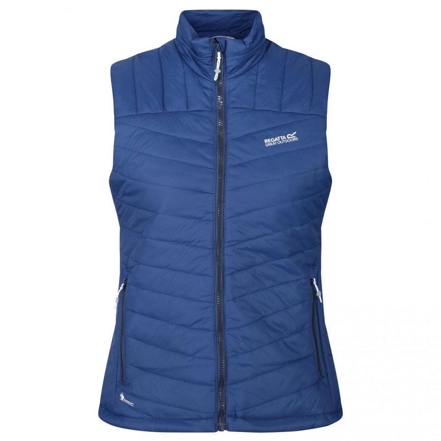 Modrá dámská vesta Regatta