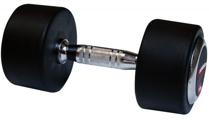 Jednoruční činka inSPORTline - 22,5 kg