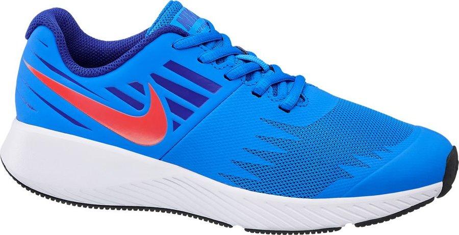 Modré dámské tenisky Nike - velikost 39 EU