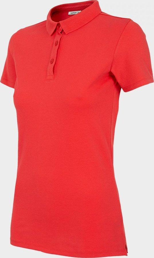 Červené dámské tričko s krátkým rukávem Outhorn