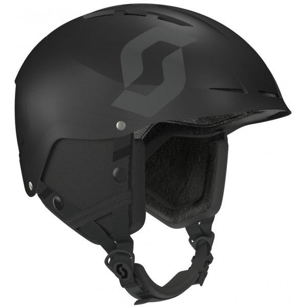 Černá lyžařská helma Scott - velikost M