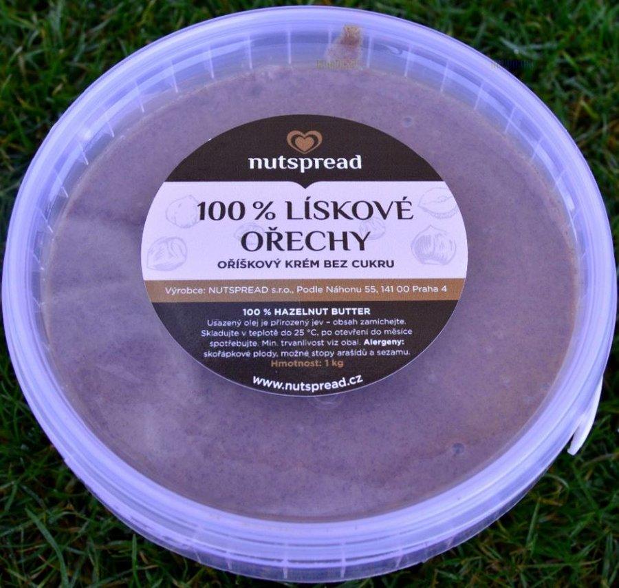 Máslo Nutspread - 1000 g