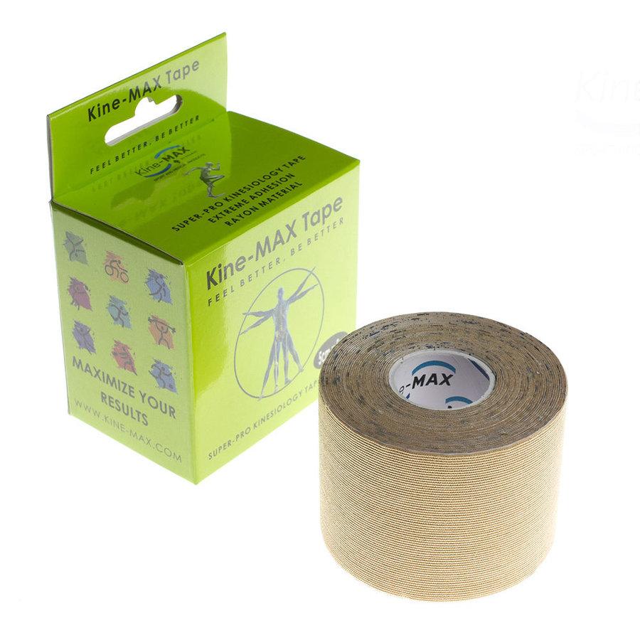 Béžová tejpovací páska kine-max - délka 5 m a šířka 5 cm